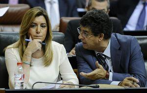 Valderas contradice a Díaz y destaca la estabilidad del Gobierno andaluz