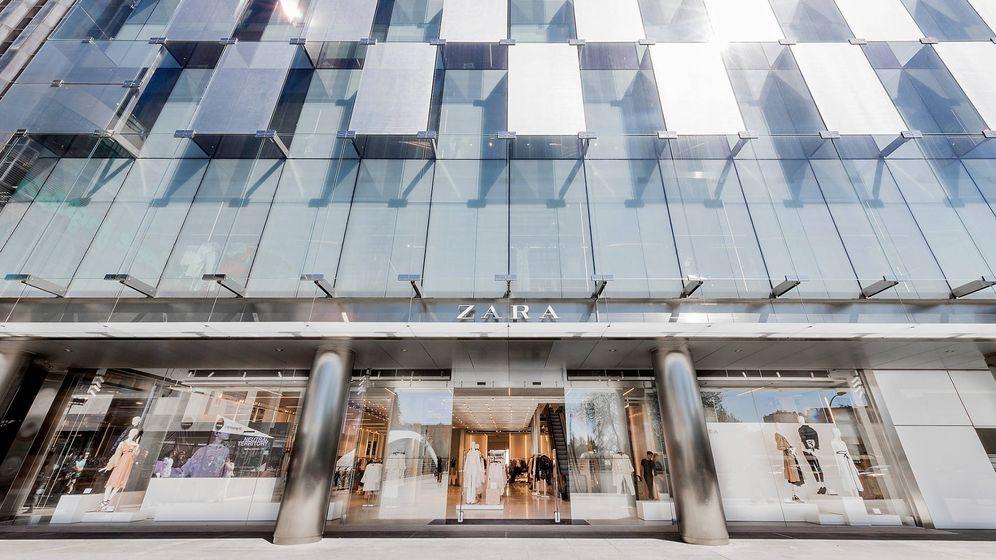 Foto: Tienda de Zara en Castellana, su mayor tienda del mundo