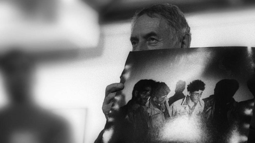 Un fotógrafo tras las huellas de Robert Capa