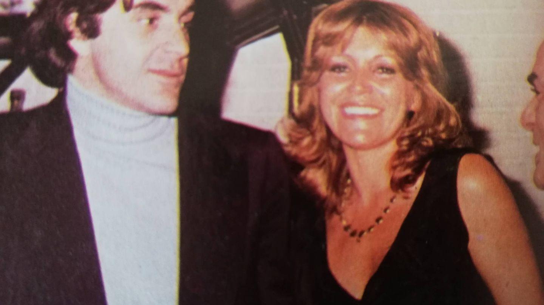 Manolo Segura y Carmen Cervera a finales de los 70.(Tiempo)