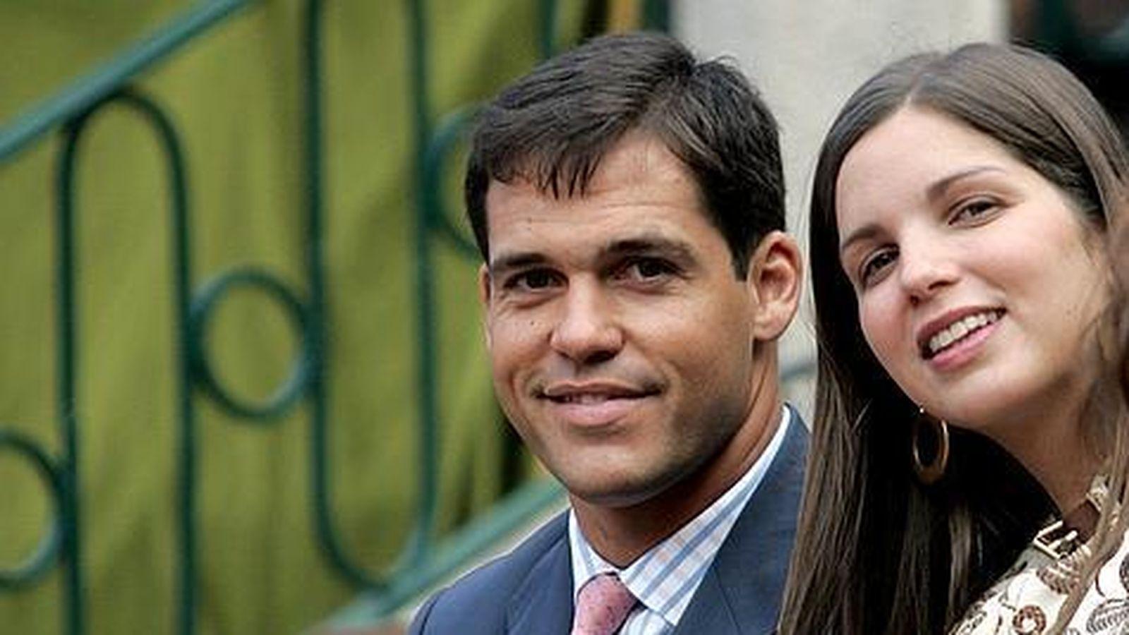 Foto: Luis Alfonso de Borbon y Margarita Vargas, en una imagen da archivo. (EFE)