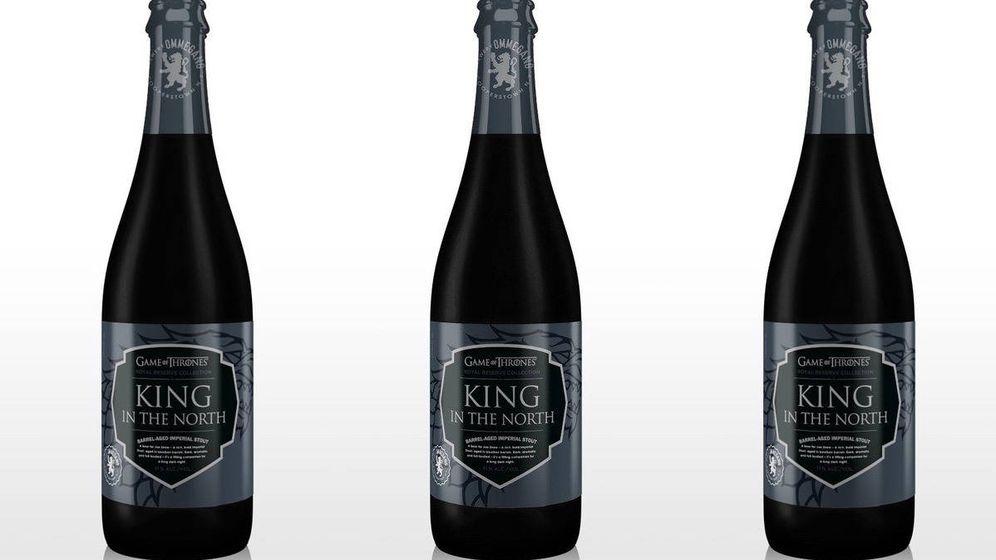 Foto: Rey en el Norte, la última cerveza de Juego de Tronos (OMMEGANG)