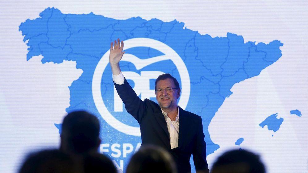 Foto: Mariano Rajoy, presidente del Gobierno y candidato del PP a las elecciones generales. (Reuters)