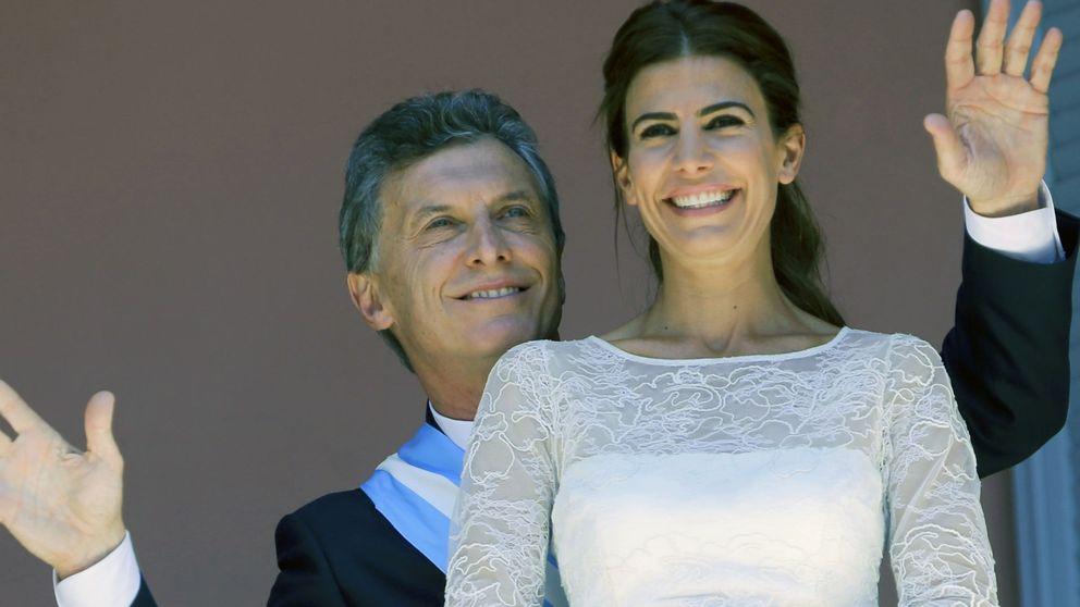 Altas, flacas y bellas: así son las otras mujeres del 'playboy' Mauricio Macri