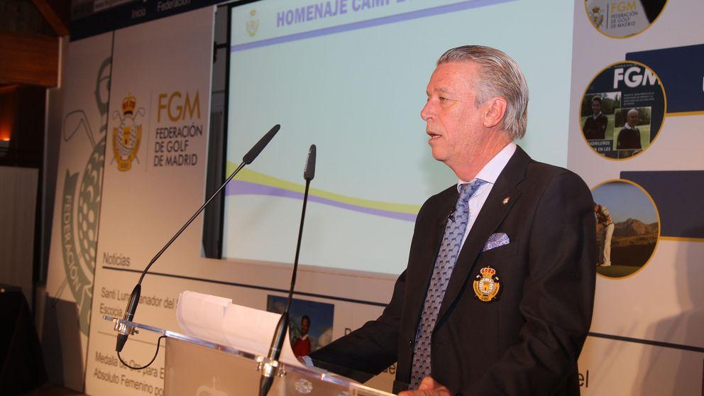 Ignacio Guerras y su firme apuesta por un 'golf para todos' en Madrid