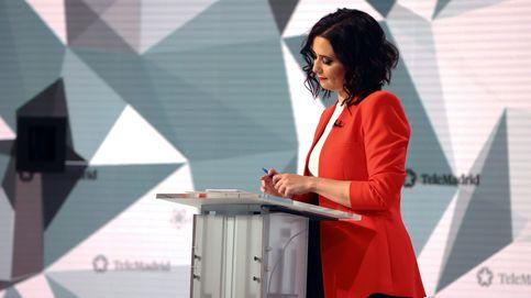 Comunismo o libertad: Isabel Díaz Ayuso repite su lema en su 'minuto de oro' tras el debate electoral