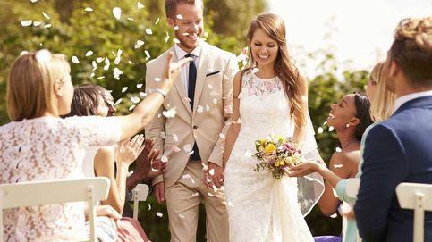 Los notarios casaron a 8235 parejas en 2017, un 48% más que el año pasado