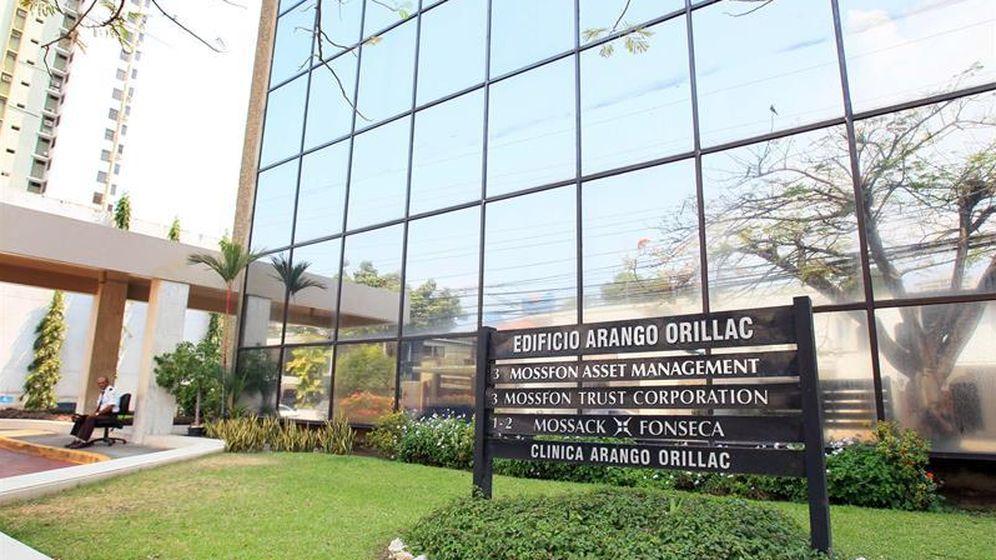 Foto: Sede del edificio Mossack Fonseca (EFE)