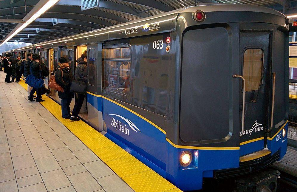 Foto: Metro de Vancouver. (Wikipedia)