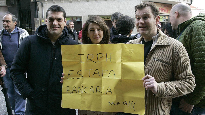 Foto: Tengo una hipoteca con IRPH, ¿Puedo reclamar al banco que me devuelva el dinero? (EFE)