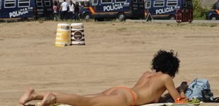 Post de Réquiem por el 'topless'