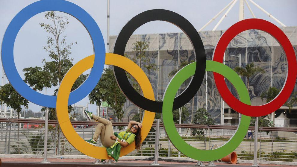 Las 9 cifras que debes conocer de los Juegos Olímpicos de Río
