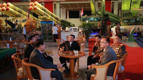 El último alarde de poder de Corea del Norte: 'titanes' y ¿armas de destrucción masiva?