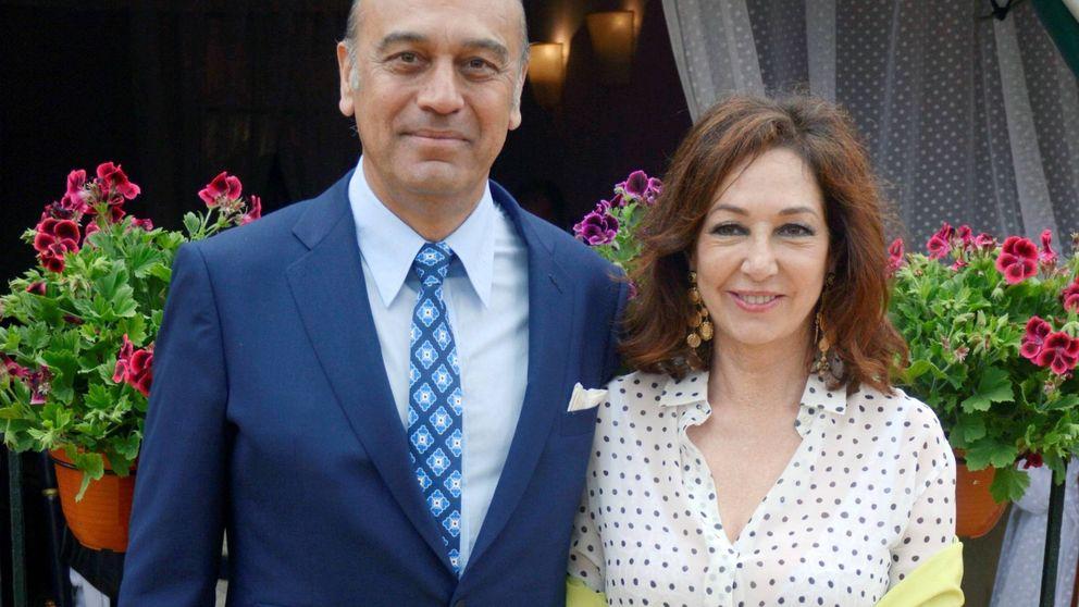 El marido de Ana Rosa Quintana cae rendido a sus pies en Instagram