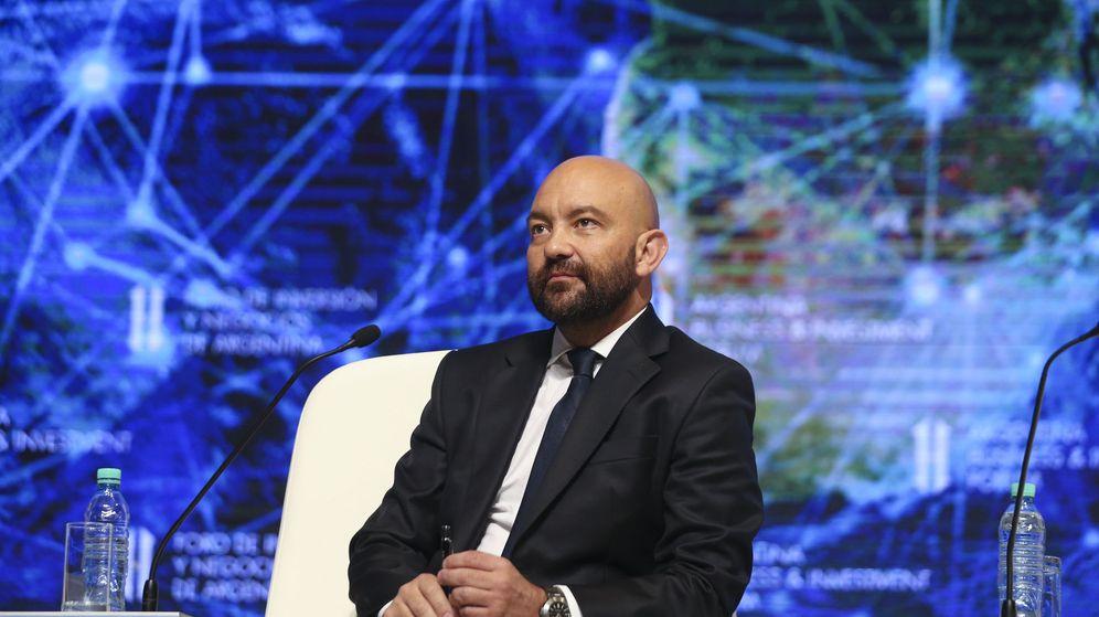 Foto: El exsecretario de Estado de Comercio de España Jaime García-Legaz. (EFE)