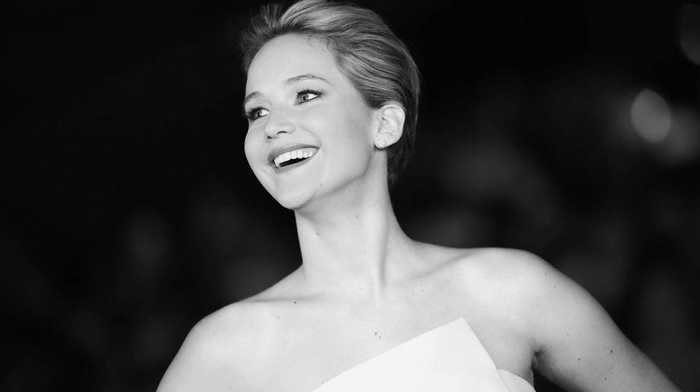 Foto: Jennifer Lawrence, en el Festival de Roma. (Getty)