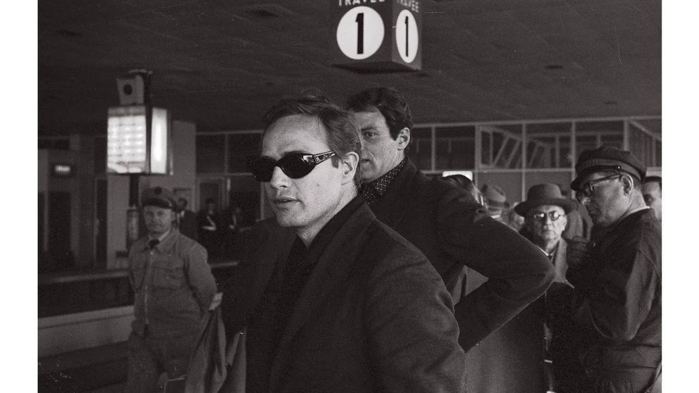 Las gafas de sol de Warhol, Brando, Kennedy y otros famosos