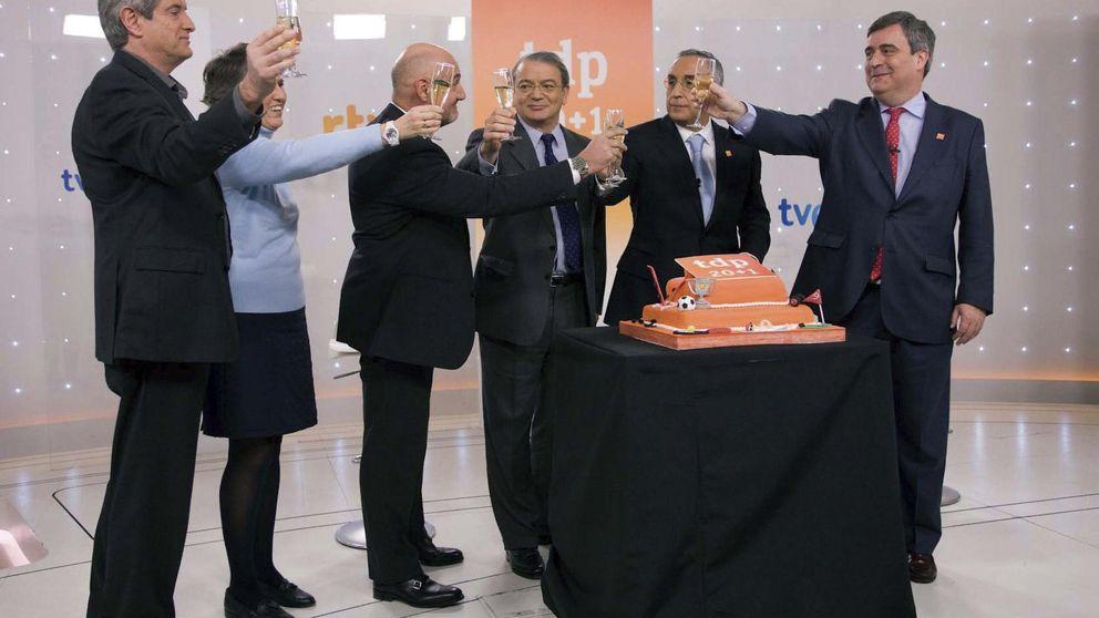 Loterías sella el patrocinio que garantiza la emisión de Teledeporte