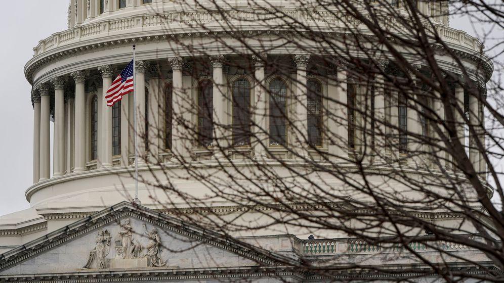 Foto: El Capitolio de EEUU. (Reuters)
