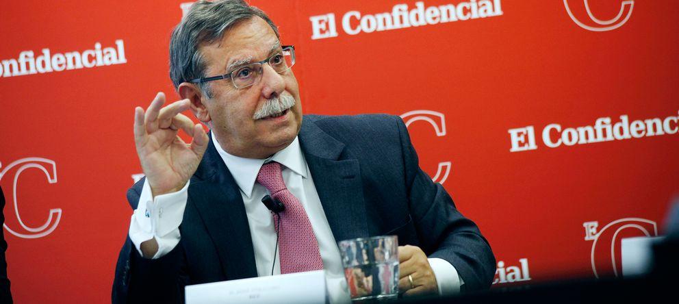Foto: El presidente de Red Eléctrica de España, José Folgado Blanco. (E. Villarino)