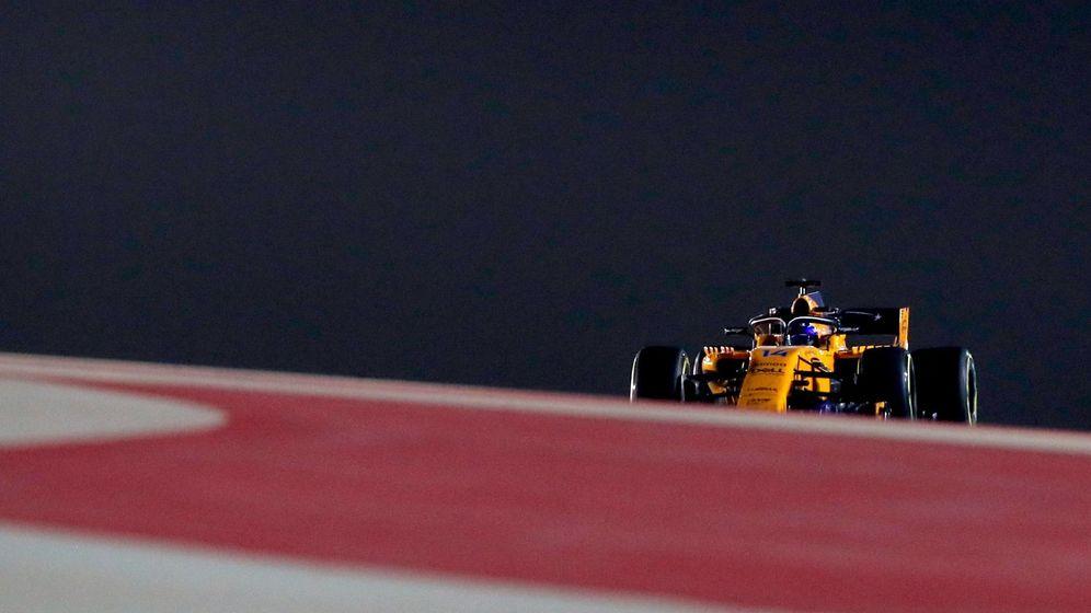 Gran Premio De Bahrein Alonso Cuarto En El Mundial De Formula 1