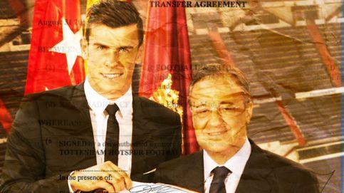 'Football Leaks' revela todas las cifras del fichaje de Bale por el Real Madrid