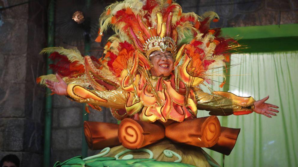 Absoluto frenesí olímpico: la samba también disputa sus particulares Juegos