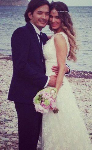 Vanesa Romero se casa por sorpresa con el sobrino de José Luis Moreno