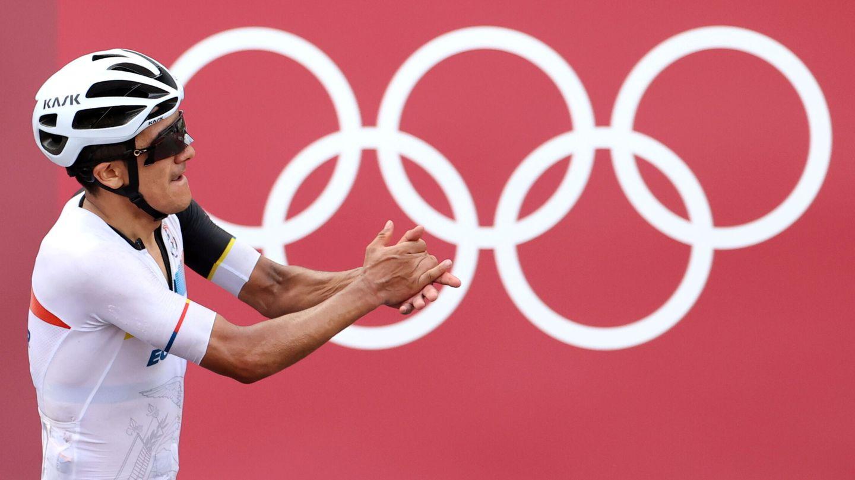 Es la segunda medalla de oro de la historia de Ecuador. (EFE)