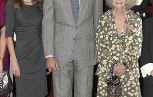 El Rey llama a la familia de la duquesa de Alba para dar sus condolencias