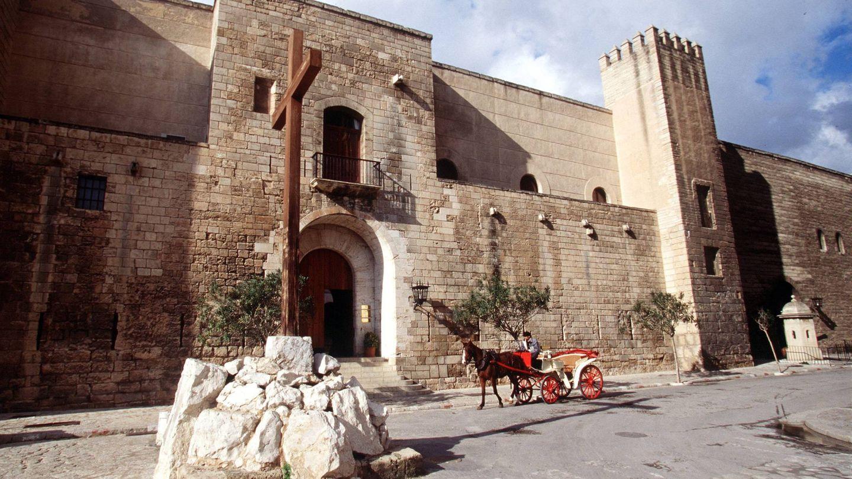La Almudaina de Palma de Mallorca. (Cordon)