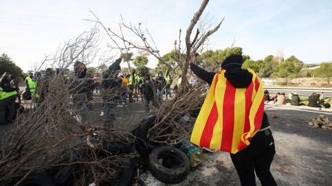 La ANC y Òmnium intentan retomar las calles frente a los 'radicales' CDR