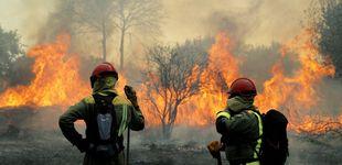 Post de El invierno más seco da paso en Galicia a una oleada de incendios en pleno marzo