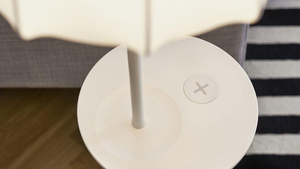 Los muebles de Ikea cargarán el móvil de forma inalámbrica