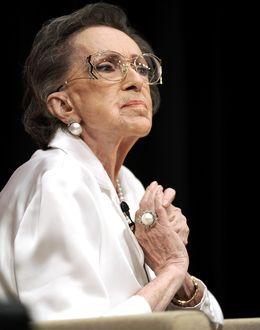 Foto: Muere Amparo Rivelles, actriz amante de las perlas y enemiga de los halagos