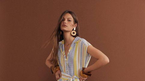 Estos 5 vestidos de Mango Outlet estilizan la cintura al momento