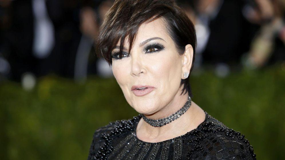 Foto: Kris Jenner en una imagen de archivo. (Gtres)