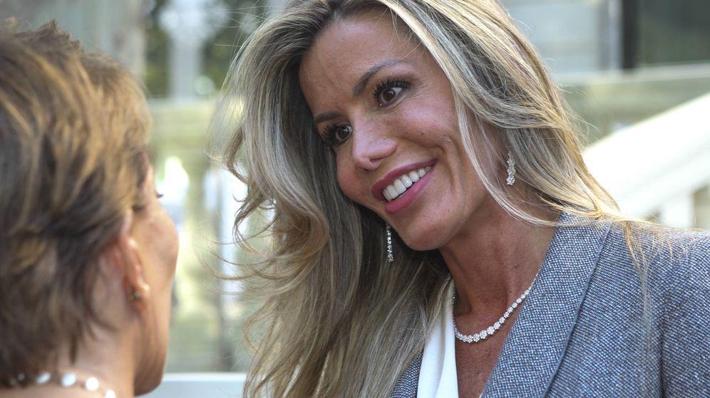 Foto: Raquel Bernal, exmujer de Álvaro Muñoz Escassi, en una imagen de archivo. (Gtres)