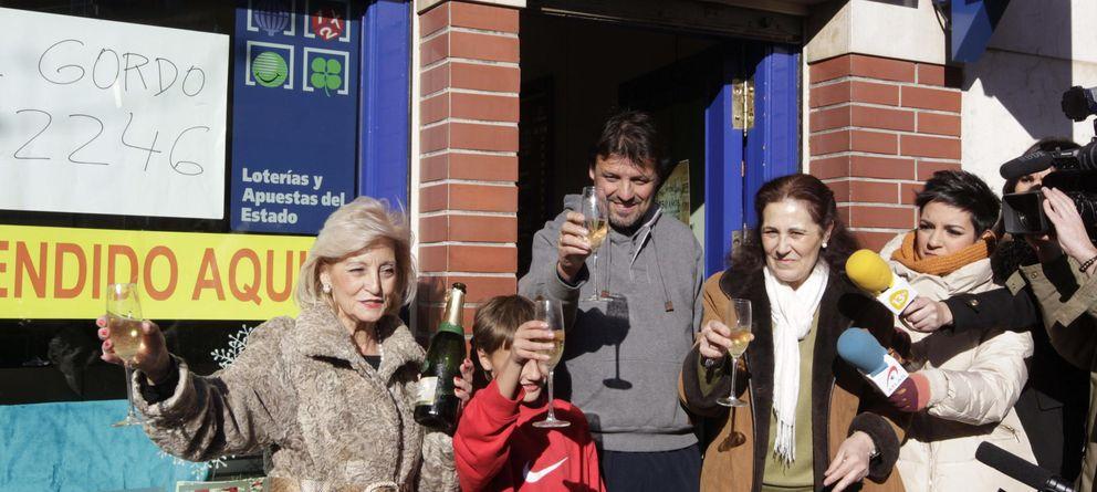 Si vives en Ávila o Tarragona puede que no te toque el Gordo