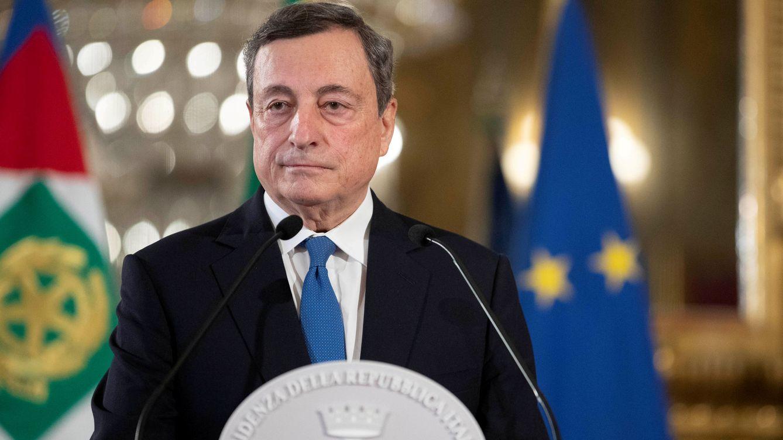 Draghi suma una amplia y heterogénea mayoría para formar Gobierno en Italia