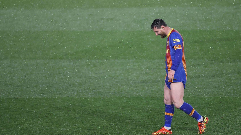 El Clásico pasa la prueba del algodón en el Camp Nou: Messi está solo