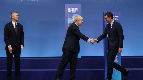Las 'verdades ilusorias' de Pedro Sánchez y Boris Johnson