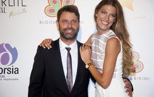 Laura Sánchez y David Ascanio: Pensamos casarnos y dar hermanos a Naia