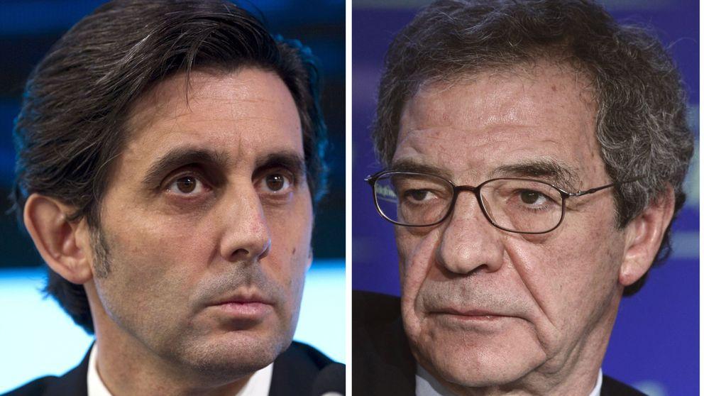 César Alierta deja Telefónica en manos de José María Álvarez-Pallete