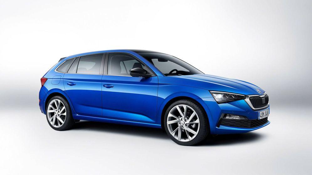 Foto: El nuevo Skoda Scala es un compacto que emplea por fin la plataforma MQB del grupo Volkswagen.