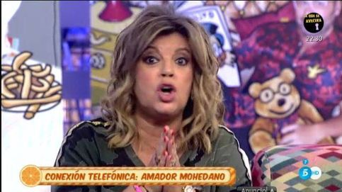 Amador Mohedano estalla contra Terelu por Rociito