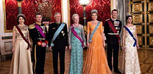 Post de Y de Holanda el glamour se traslada a Dinamarca: los looks de Mary y Matilde