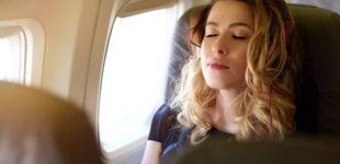Post de Por qué no deberías quedarte adormilado cuando el avión despega