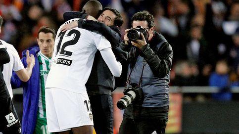 Marcelino no necesita darse golpes en el pecho para meter al Valencia en la final