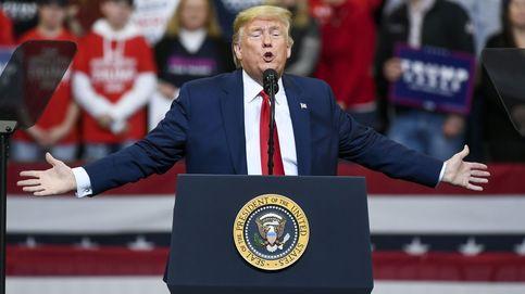 Carpetazo al 'impeachment': Trump, absuelto en el mejor momento de su mandato